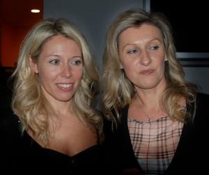 Monica e Tatiana Sargenti
